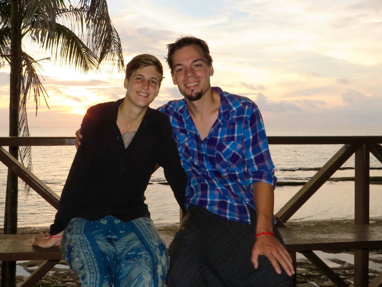 Sandra & Aron from Köln, Germany