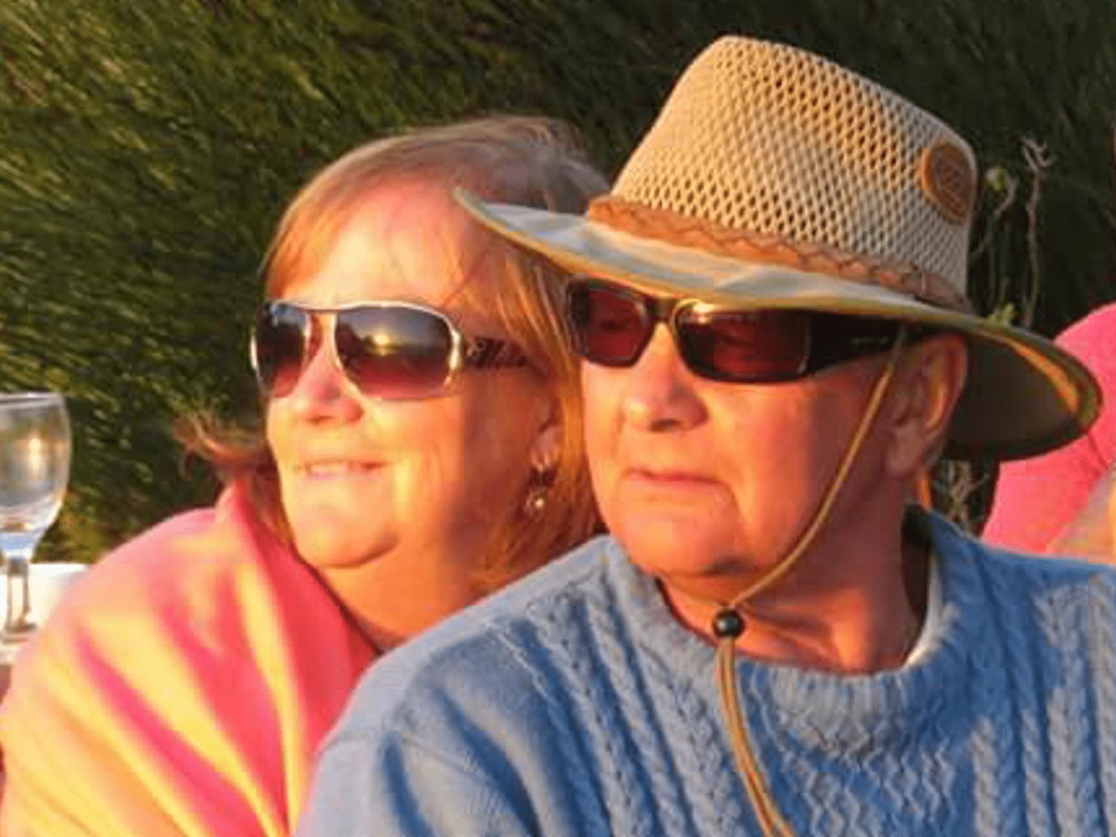 Karen & Tony from Wrexham, United Kingdom