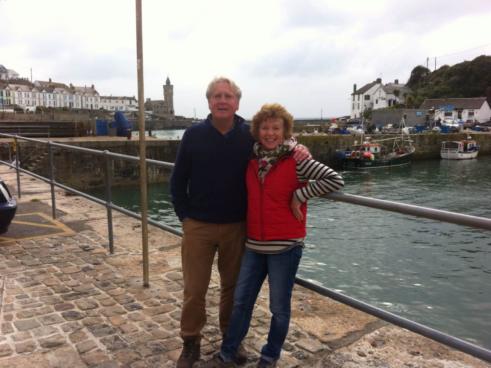 Jane & Ian from Tavistock, United Kingdom