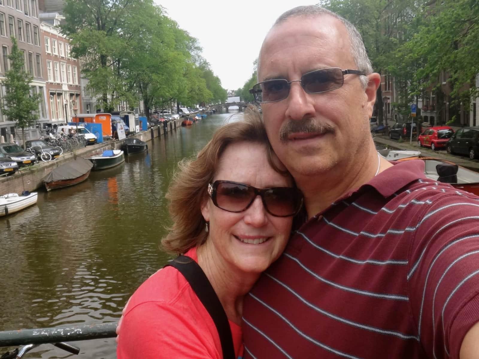 Nancy & Steven from Phoenix, Arizona, United States