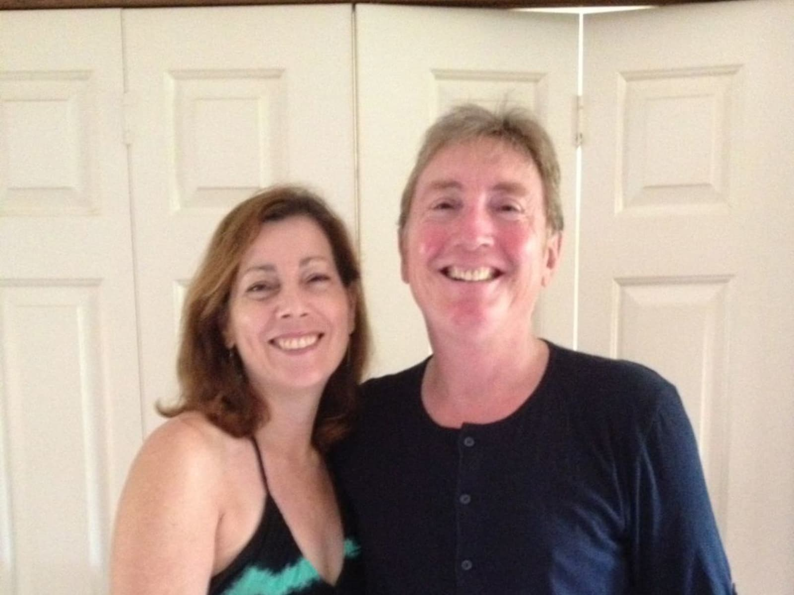 Vicki & Steve from Sydney, New South Wales, Australia