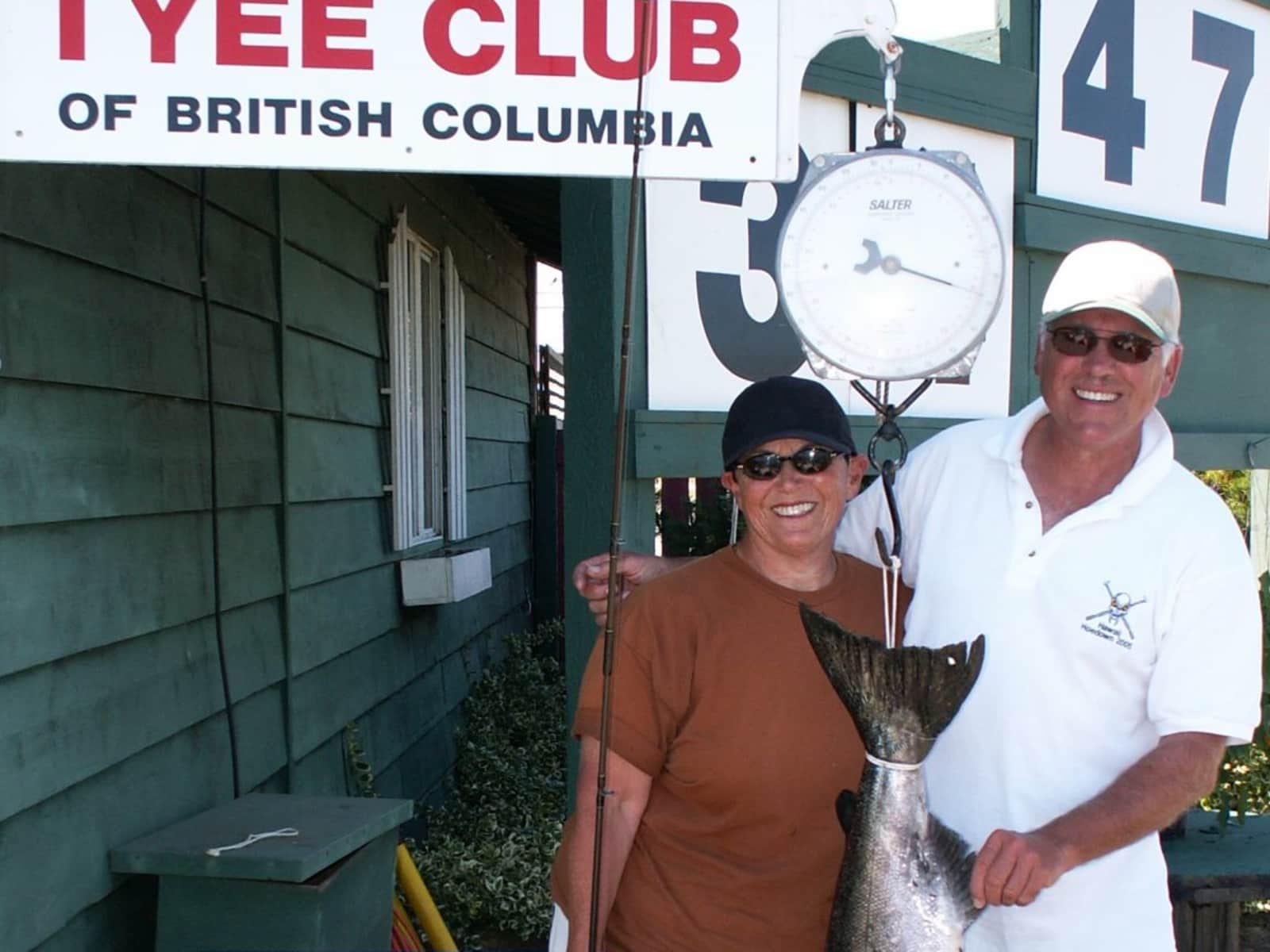 Shara & Russel from Victoria, British Columbia, Canada