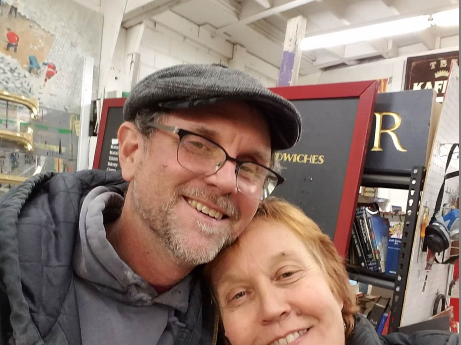 Steven & Martha from Oakland, California, United States