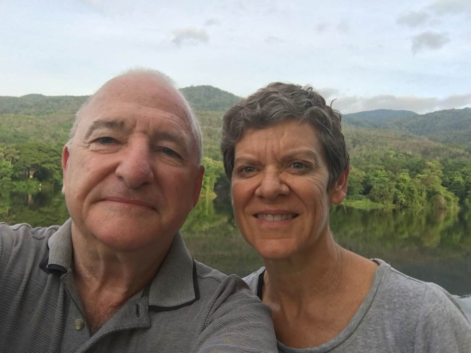 David & Susan from Chiang Mai, Thailand