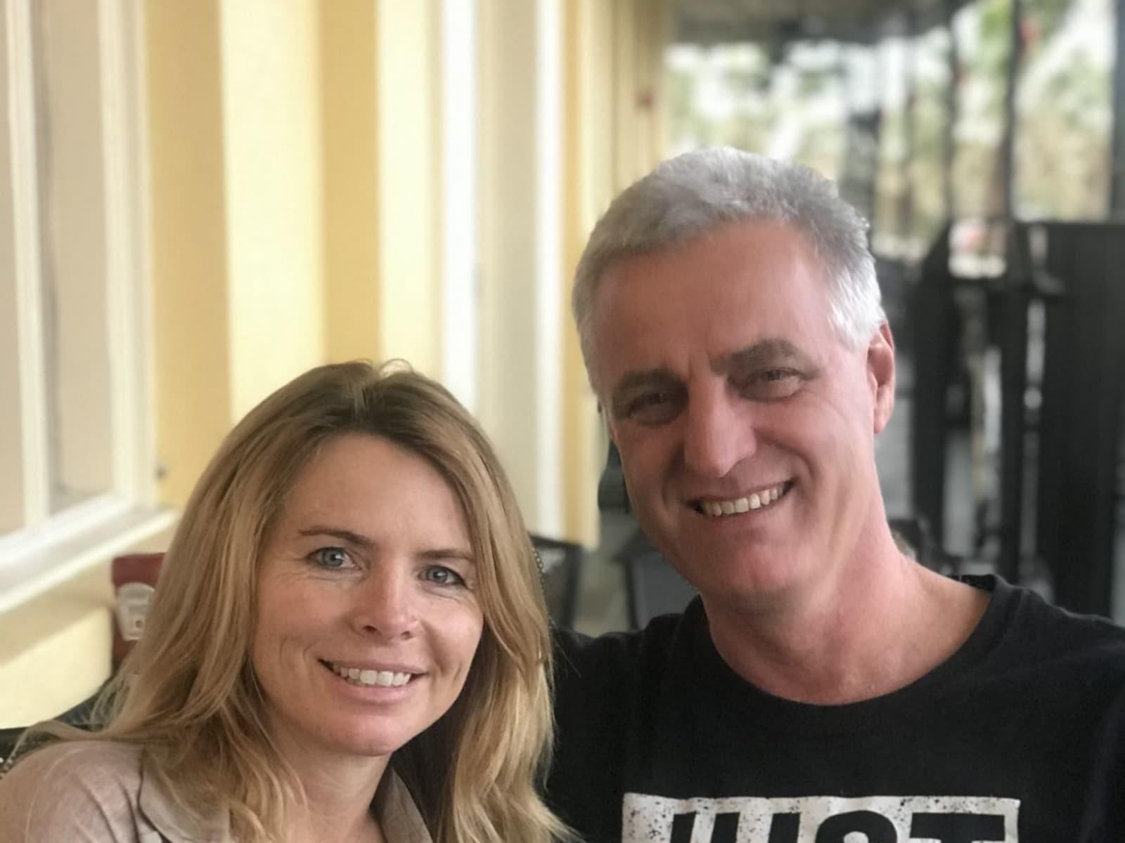Kerri & Paul from Gourdon, France