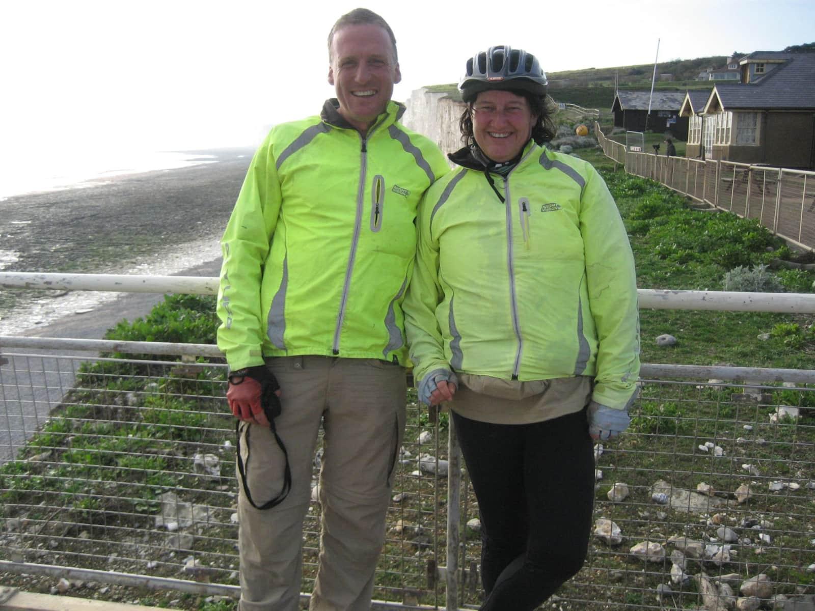 Jo & Ric from Dawlish, United Kingdom