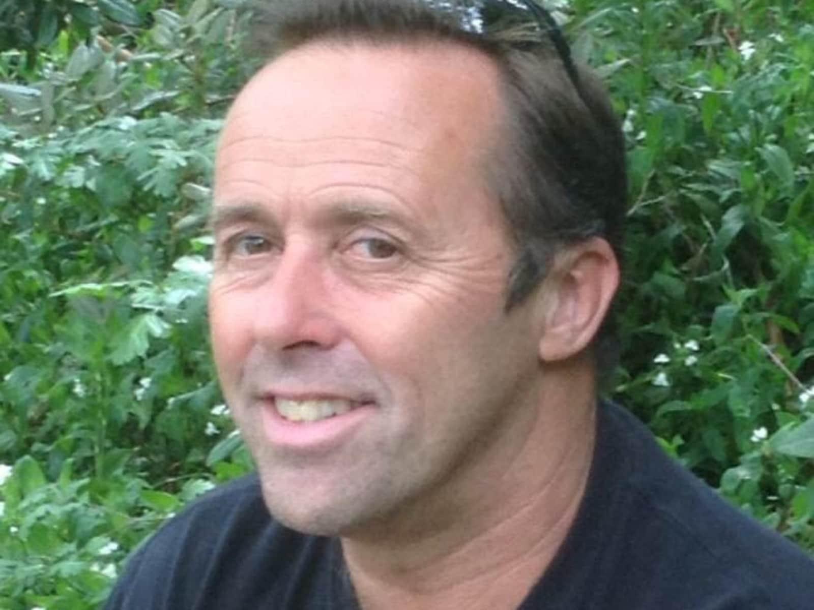 Tony from Auckland, New Zealand