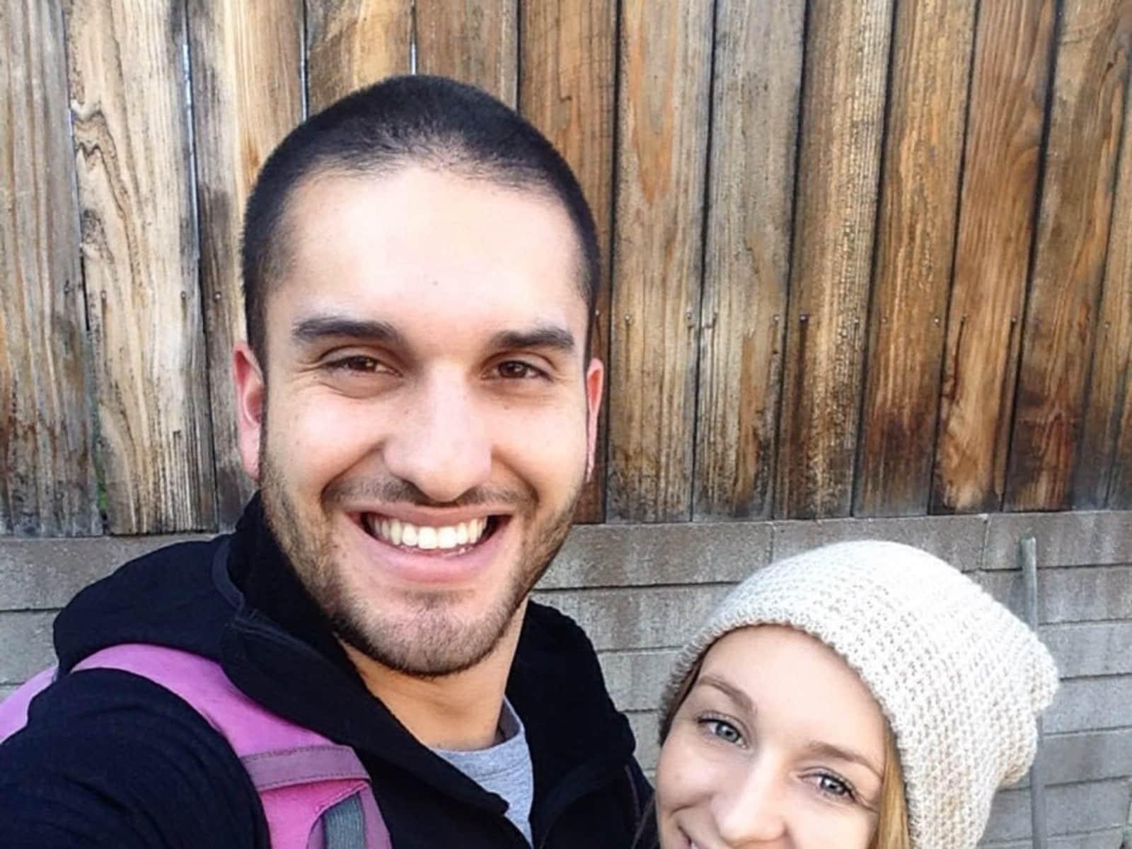 Holly & Joshua from Camarillo, California, United States