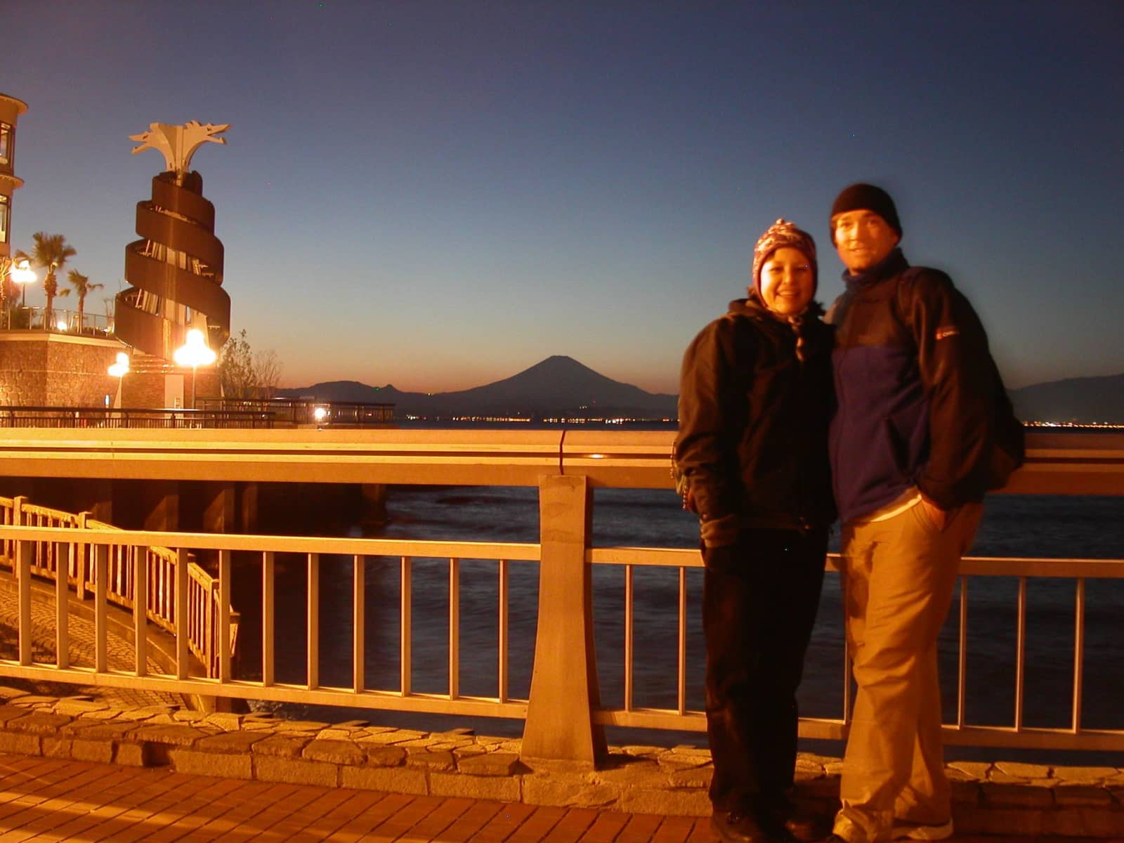 Lisa & Jean michel from Honolulu, Hawaii, United States