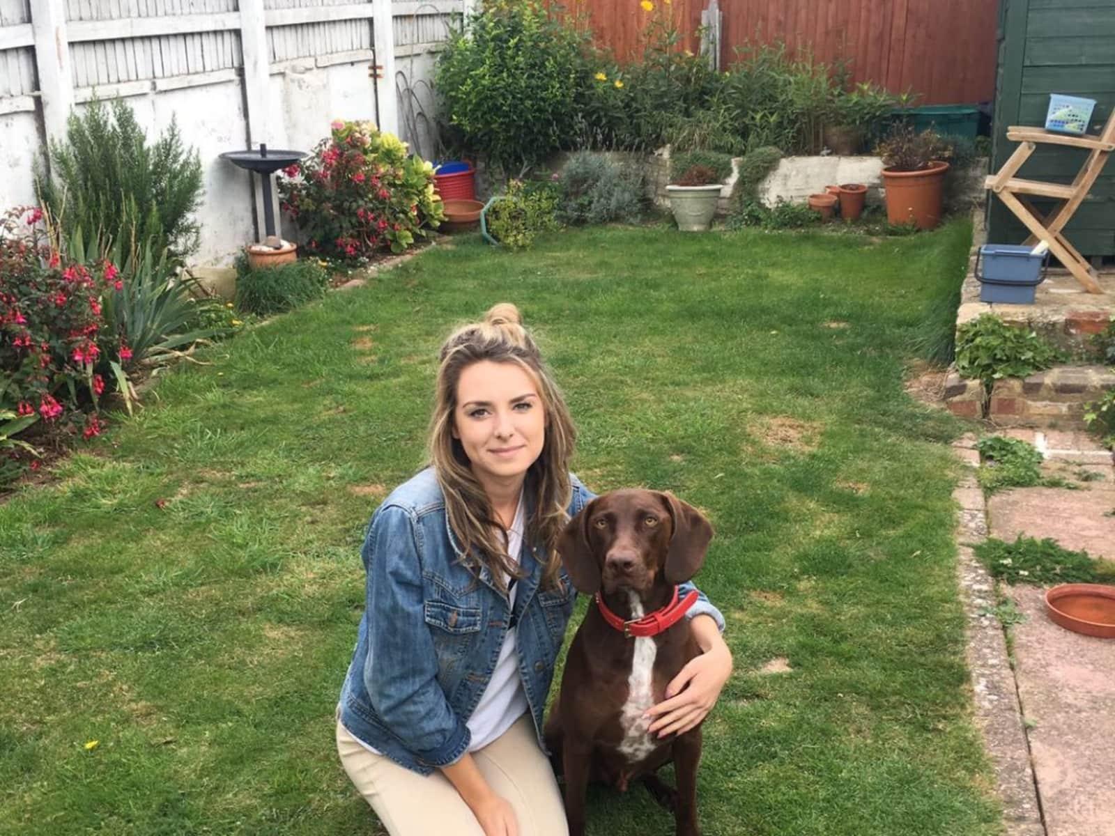 Esme from Brighton, United Kingdom