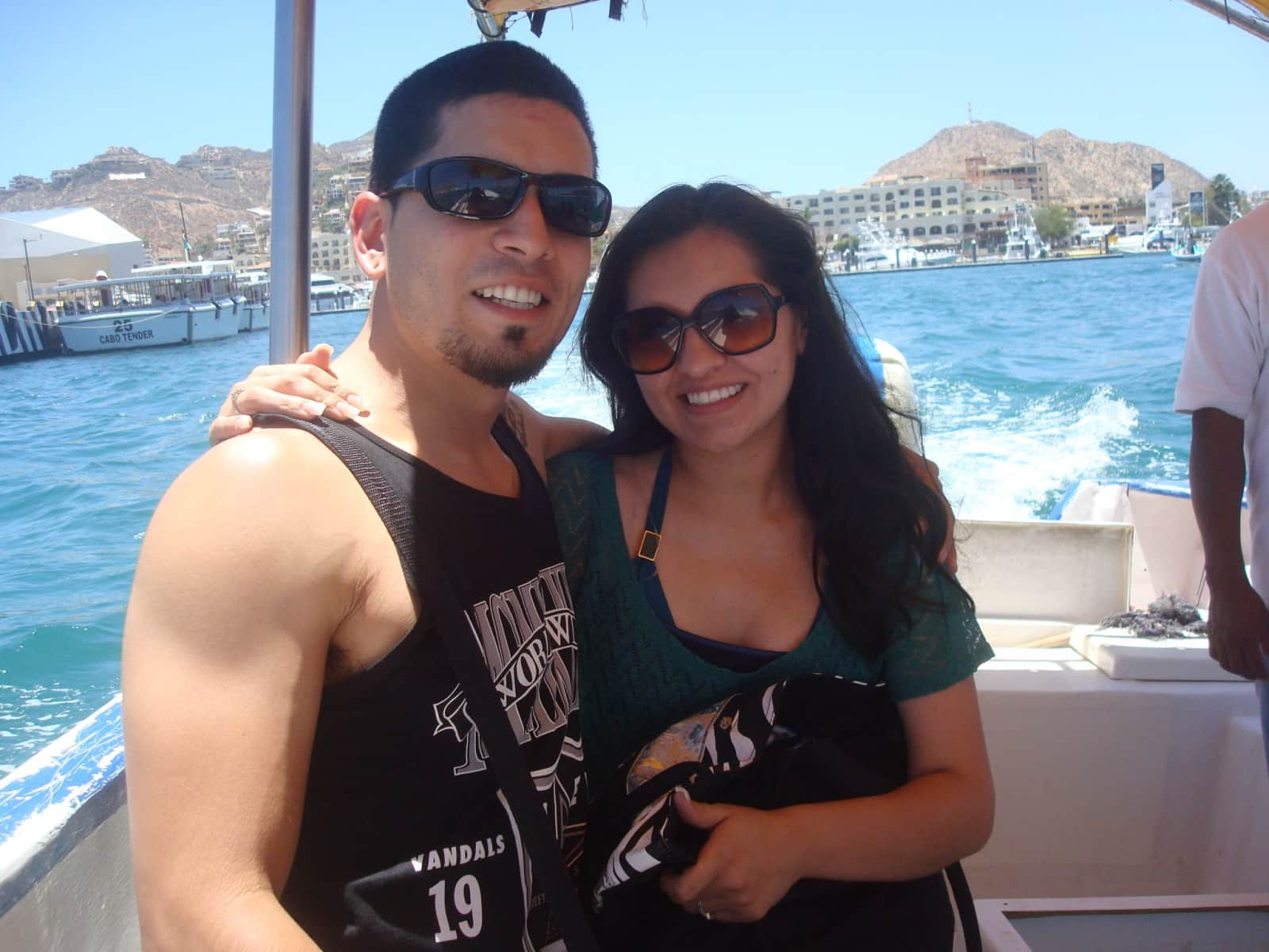 Noel & Amber from Norwalk, California, United States