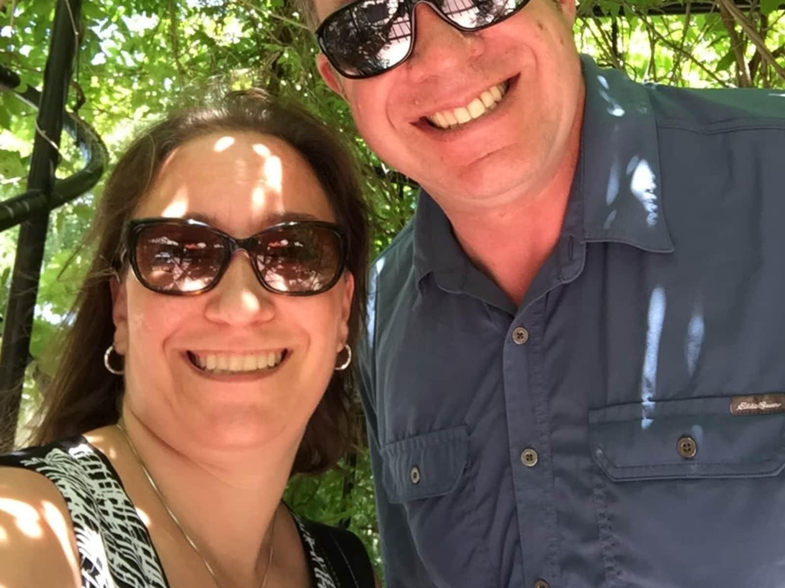 Fara & Robert from Dublin, Ireland