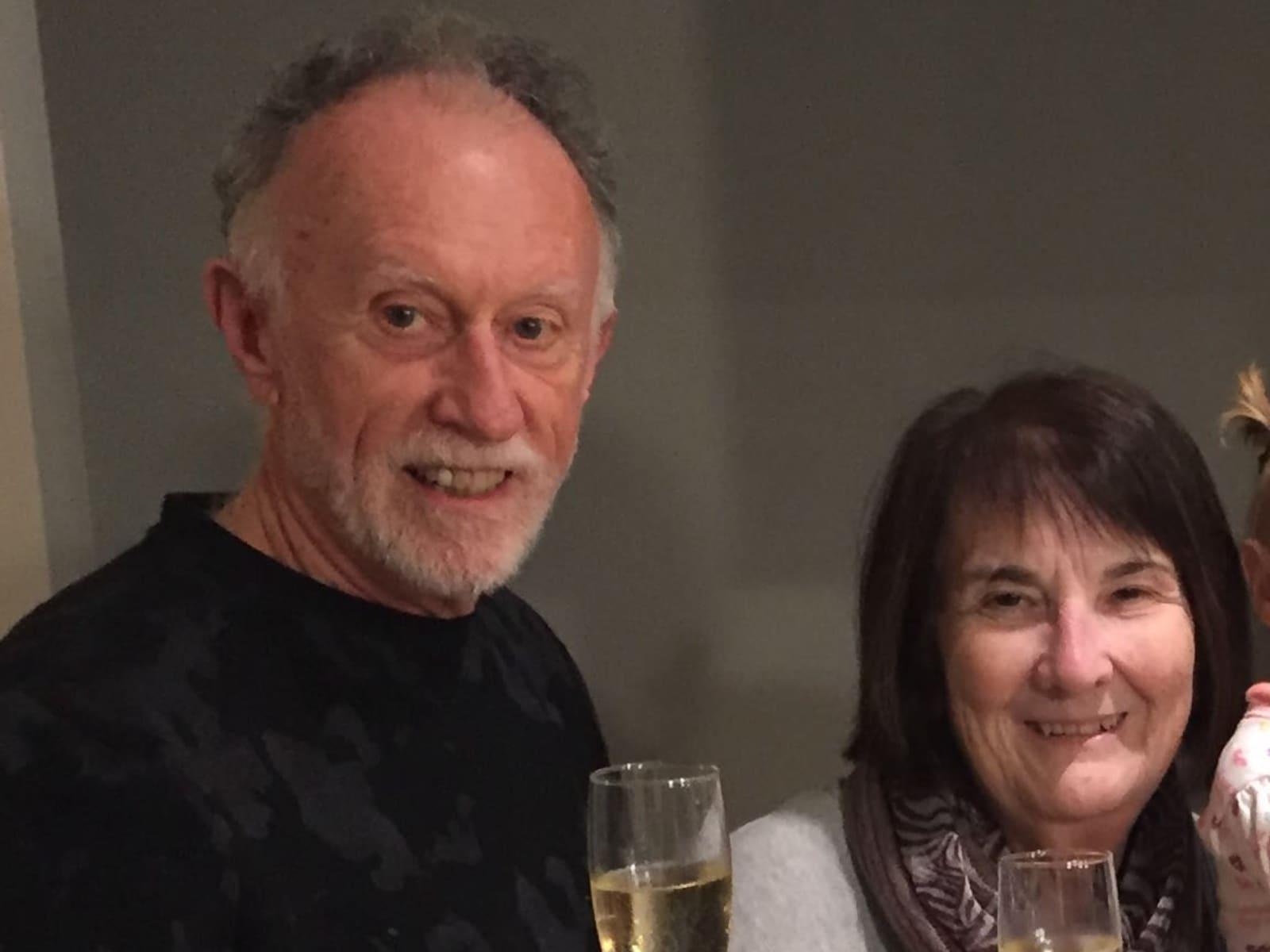 Grace & David from Brisbane, Queensland, Australia