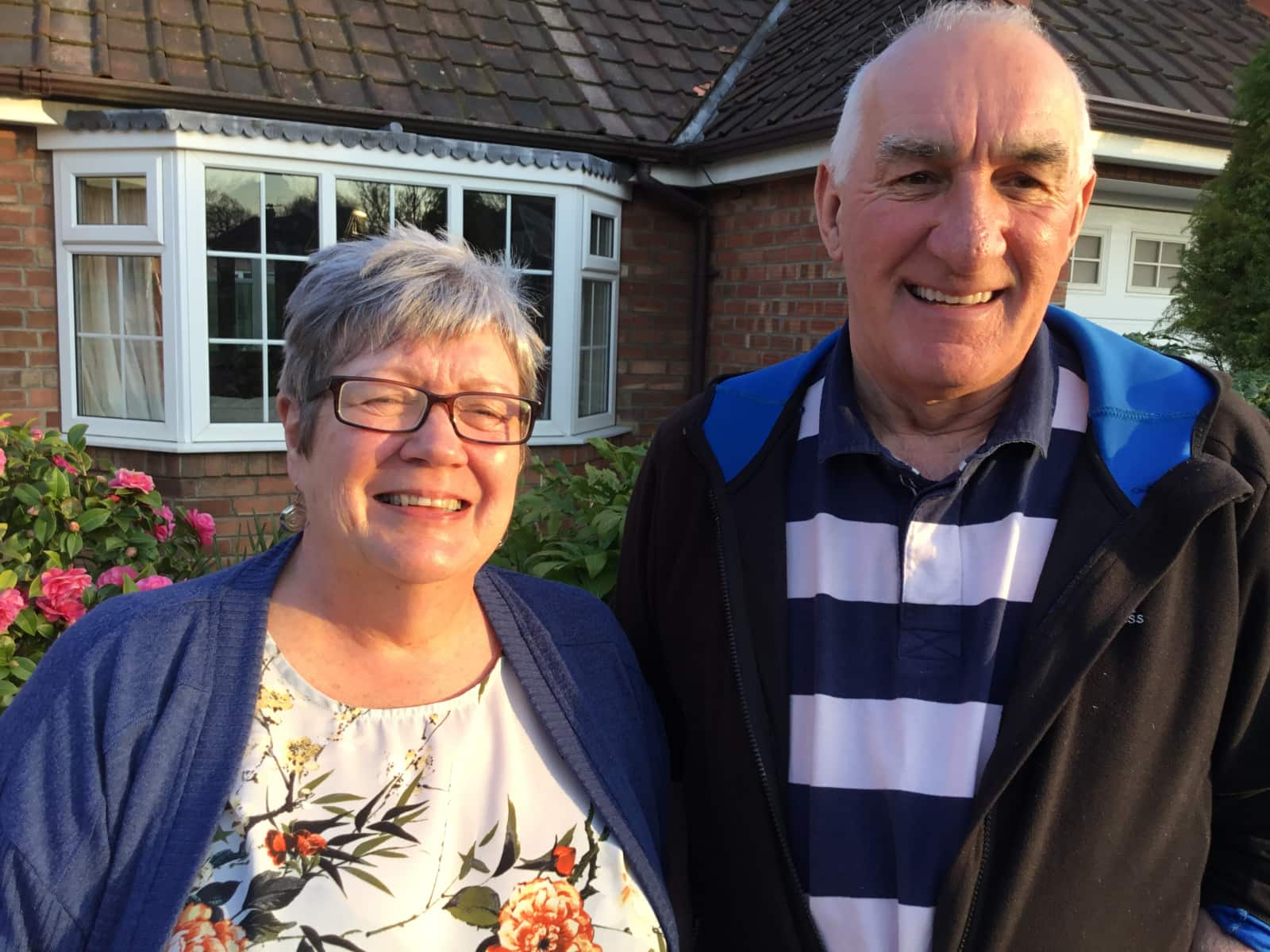 Peter & Kathy from York, United Kingdom