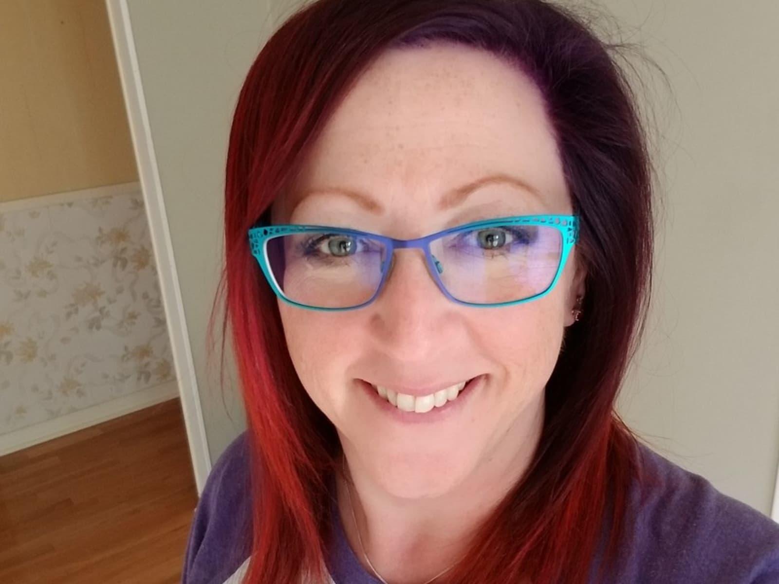 Cheryl from Toronto, Ontario, Canada