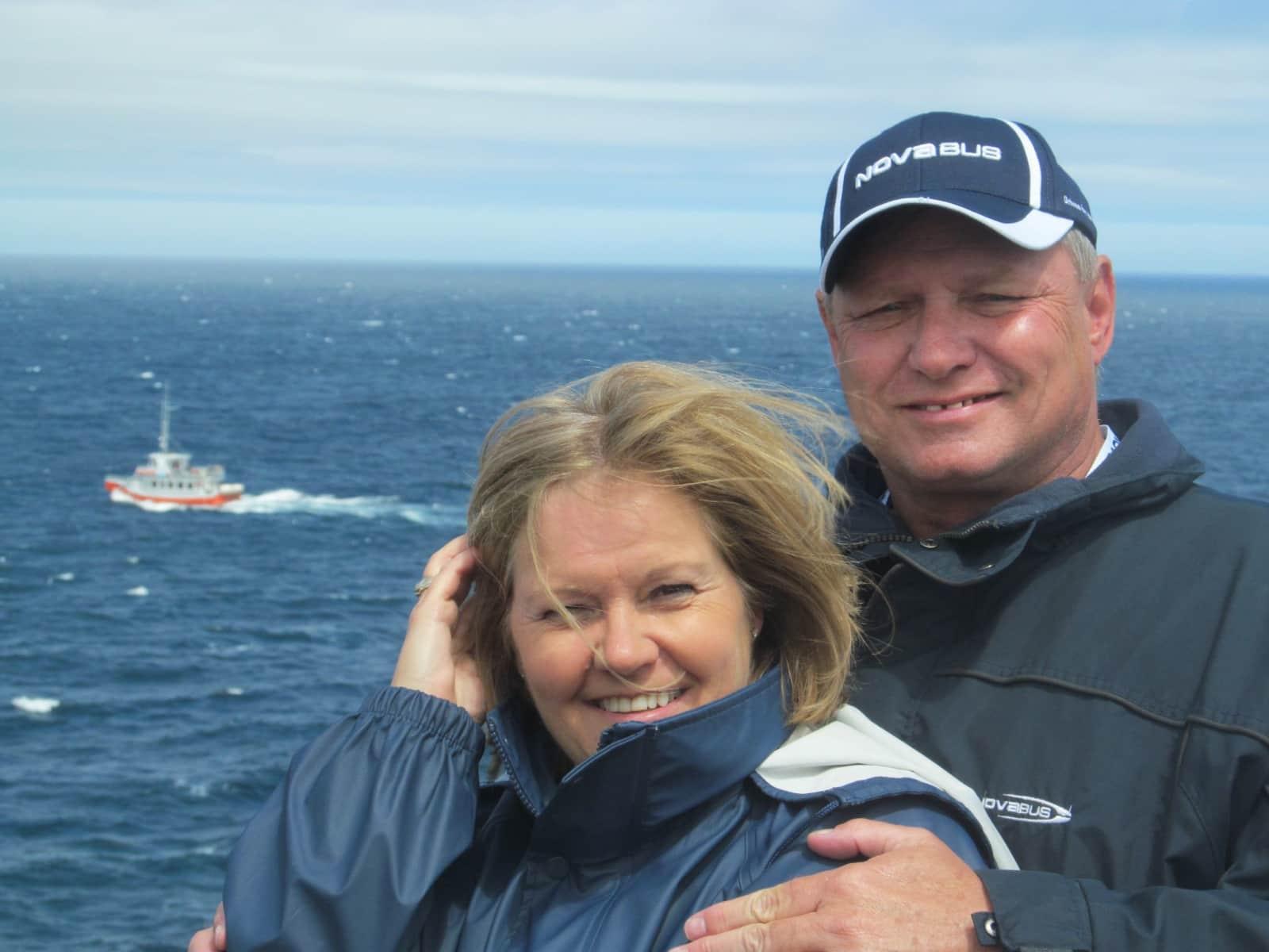 Ruth & Wayne from Welland, Ontario, Canada