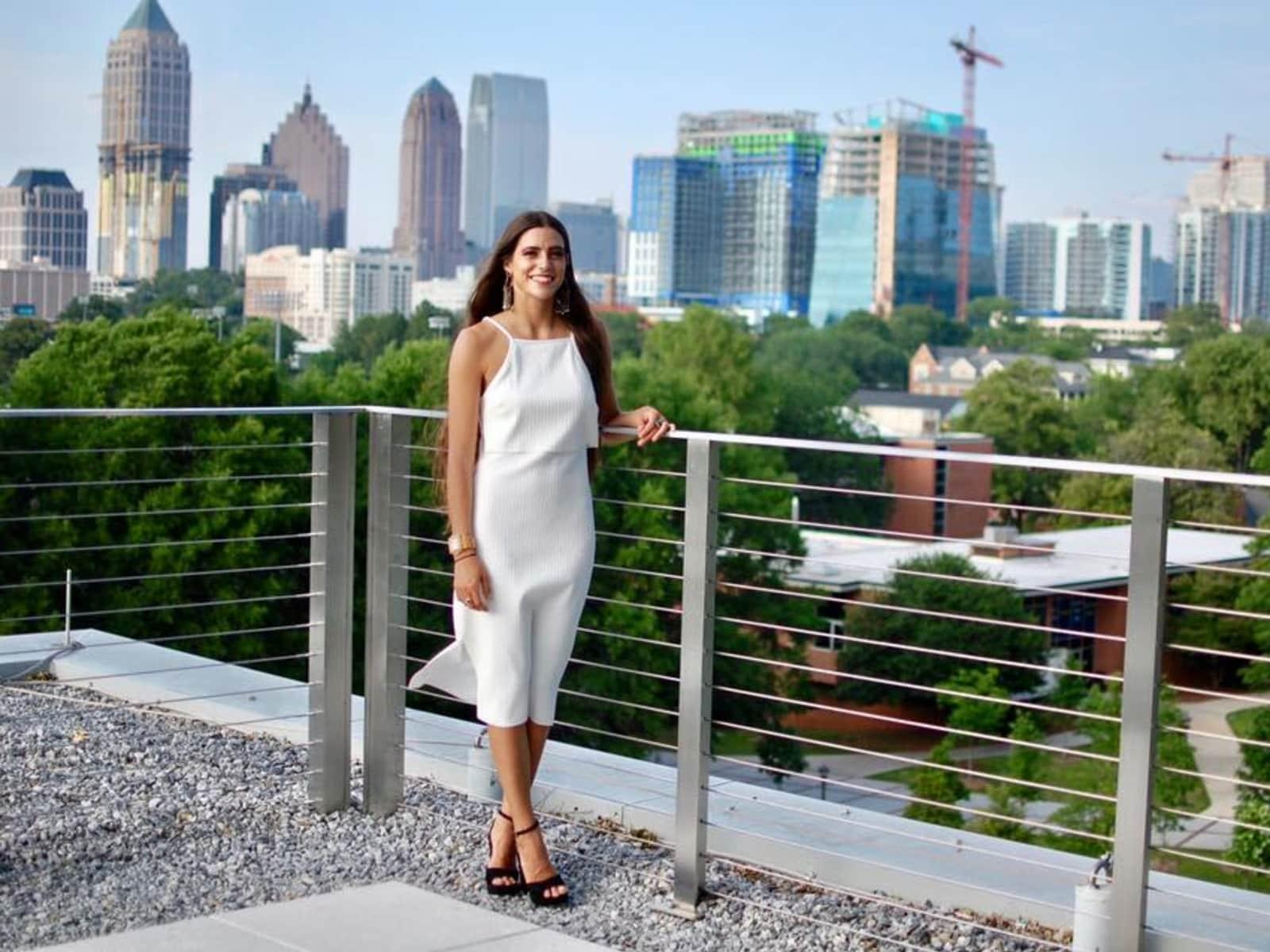 Rebecca from Atlanta, Georgia, United States