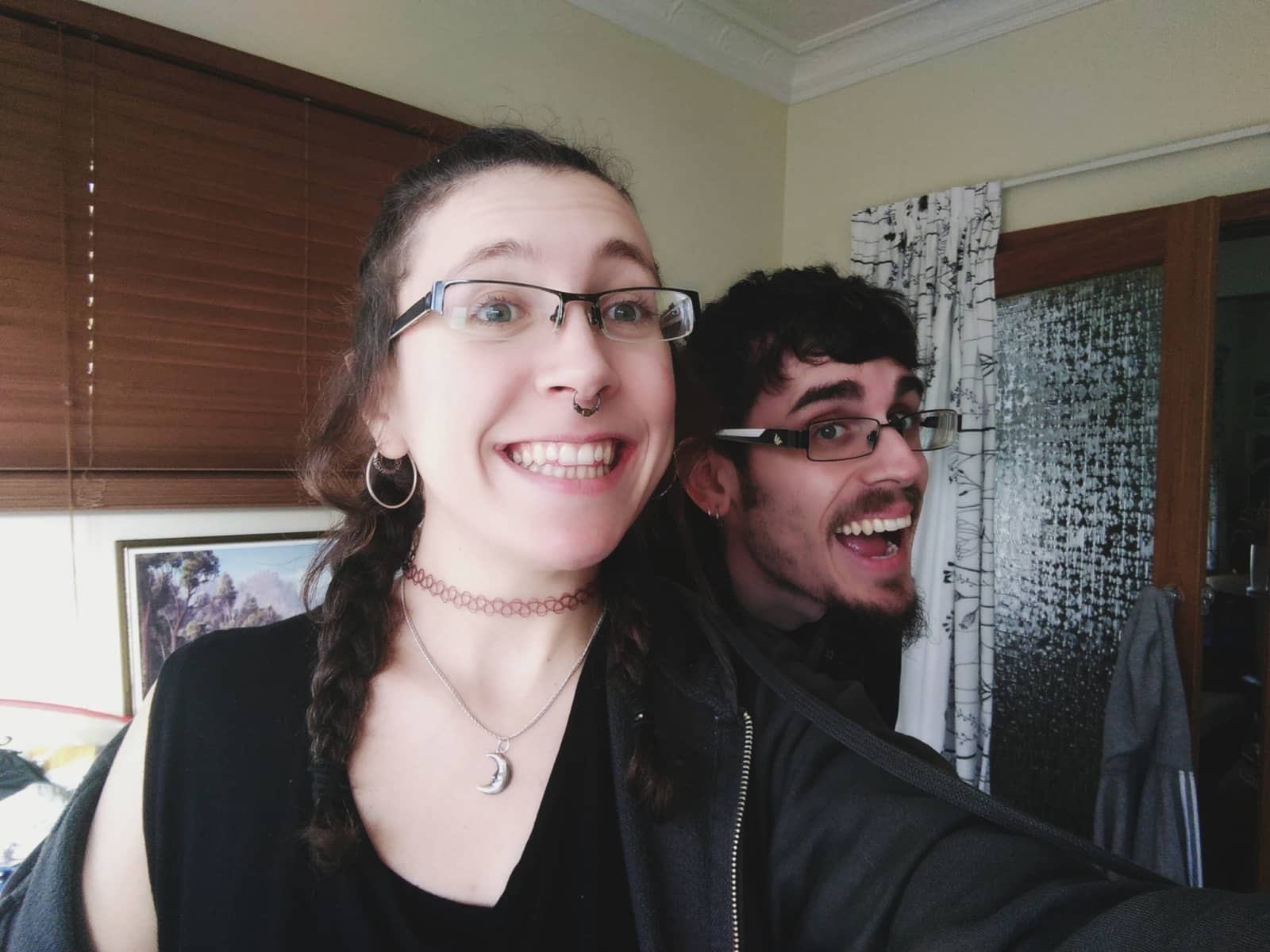 Ana & Ricard from Hastings, New Zealand