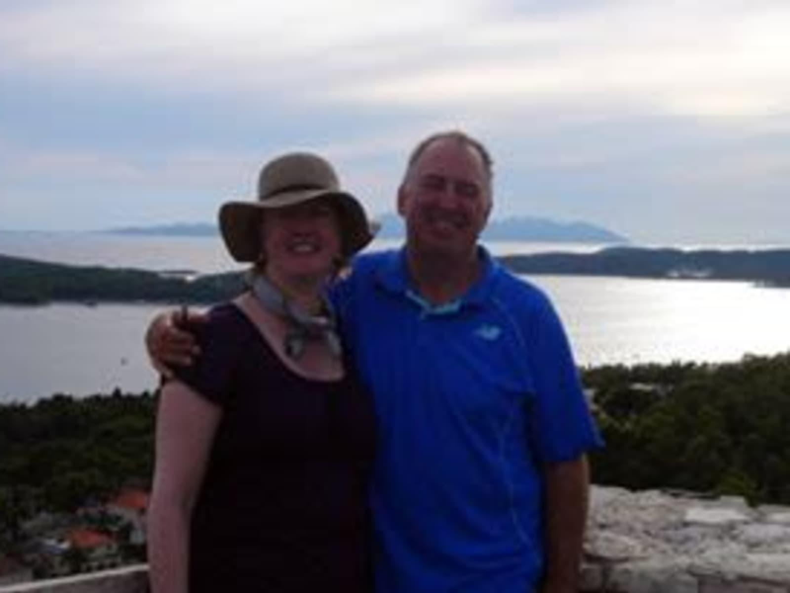 Mark & Kate from Easton, Massachusetts, United States