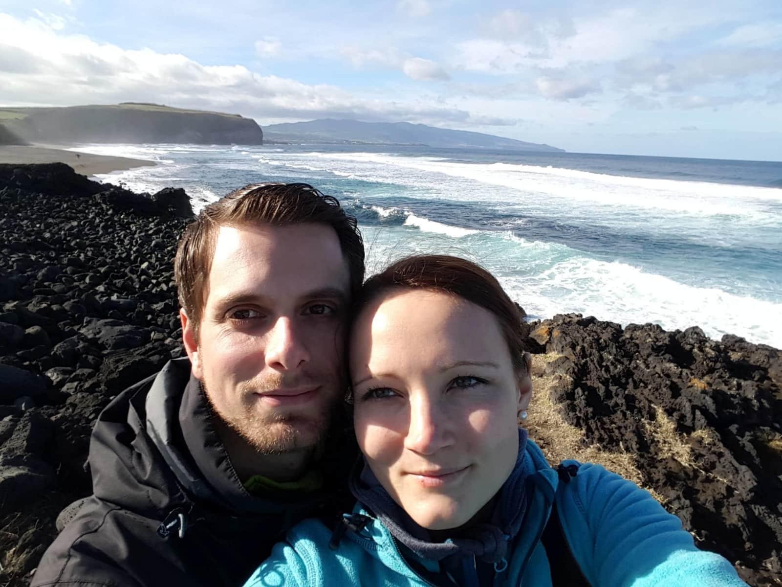 Christoph & Anna from Stuttgart, Germany