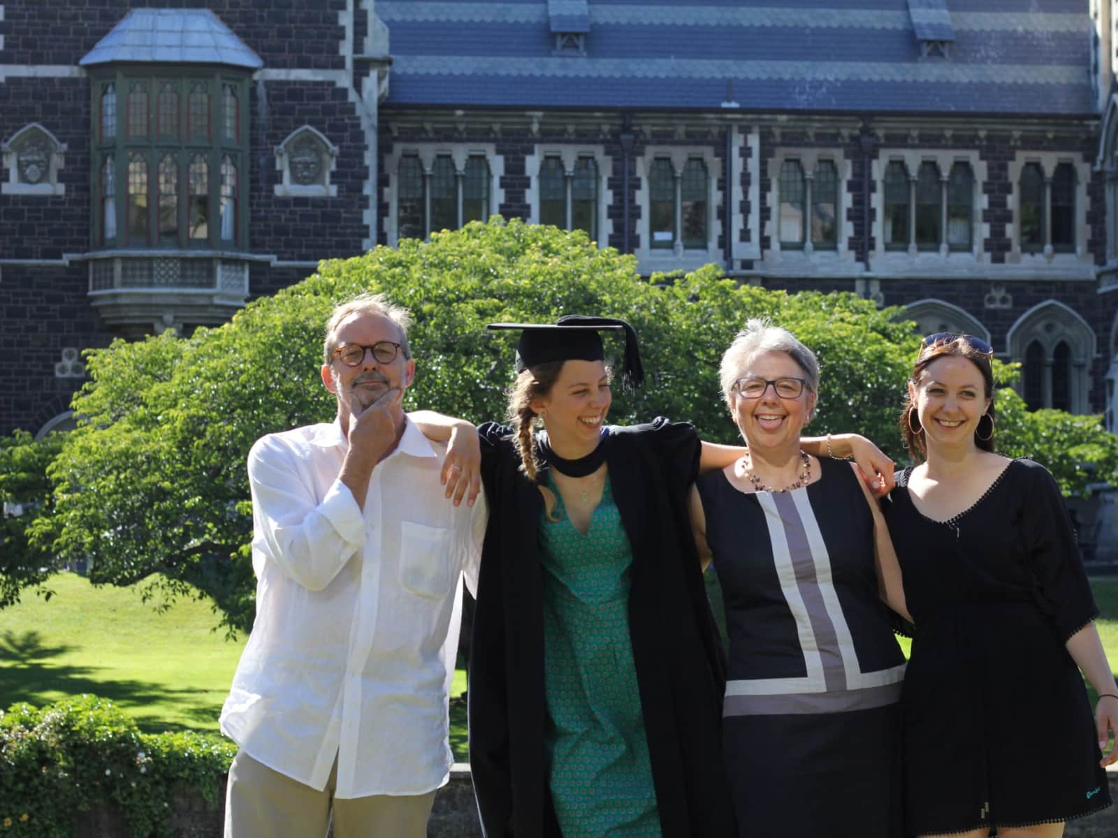 Stephen & barbara & Barbara from Oxford, New Zealand