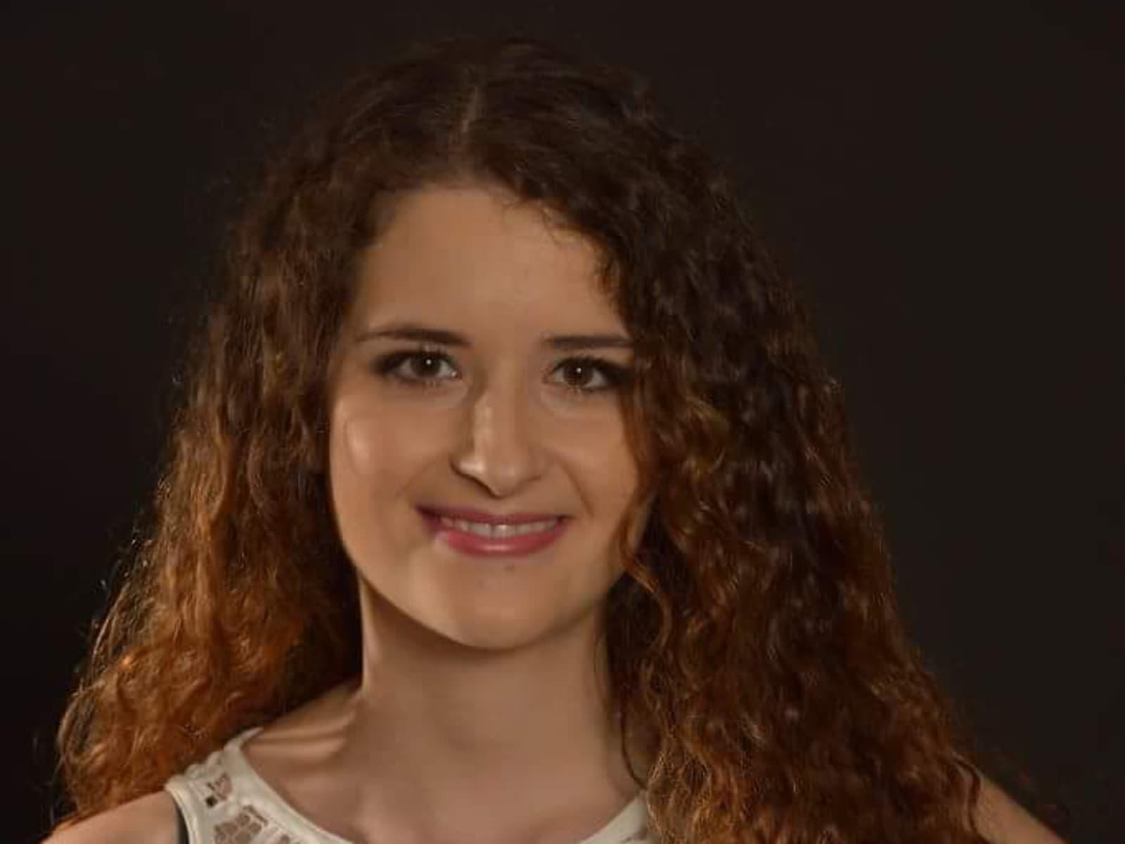 Sabrina from Weisslingen, Switzerland