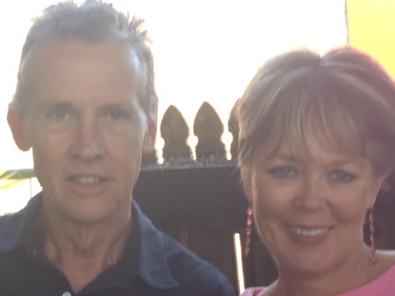 Rob & Corinne from Mooloolah, Queensland, Australia