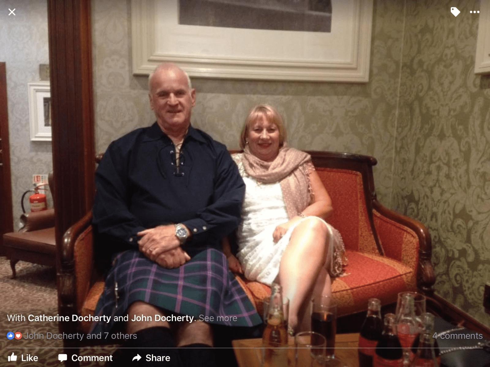 John & Cathy from Albox, Spain