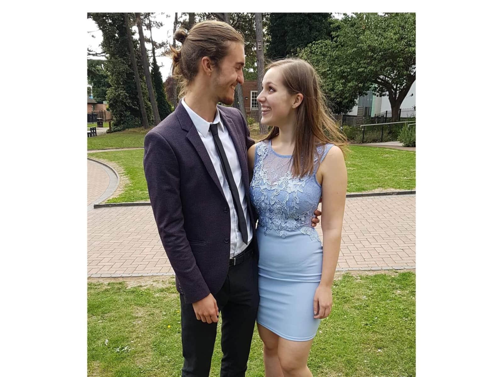 Emily & Seb from Bedford, United Kingdom