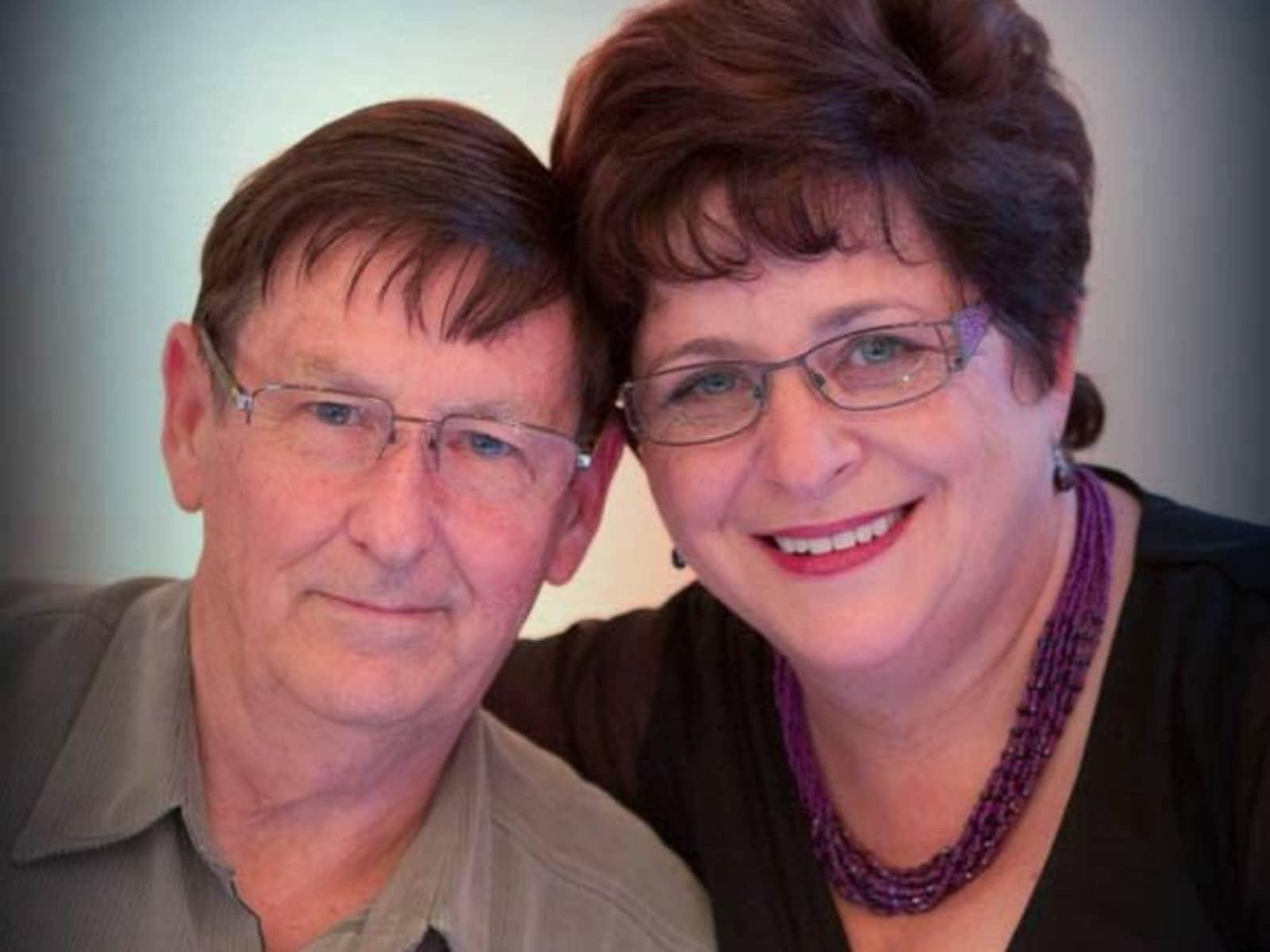 Lynette & Ken from Nuriootpa, South Australia, Australia