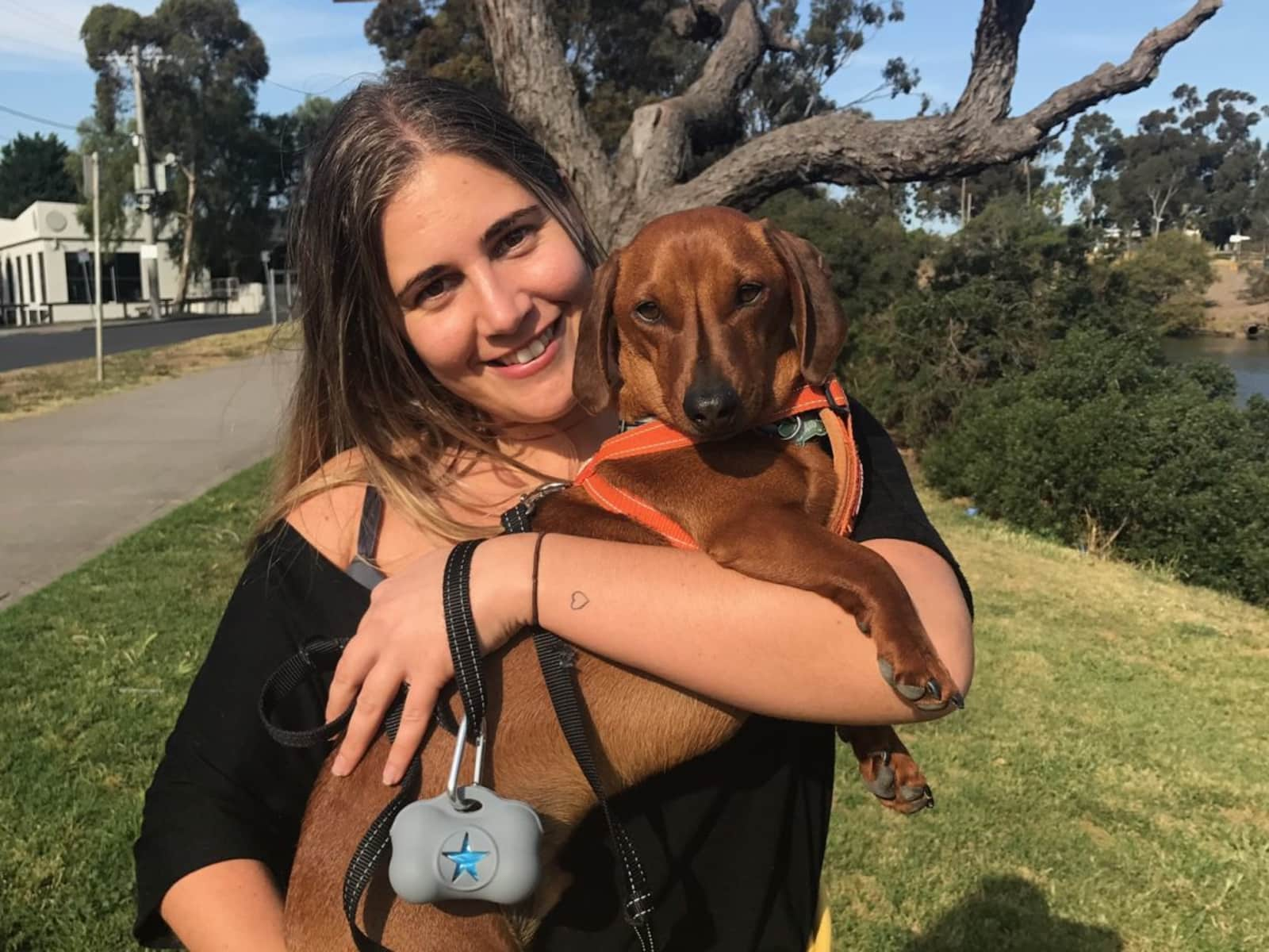 Stacey from Sydney, New South Wales, Australia