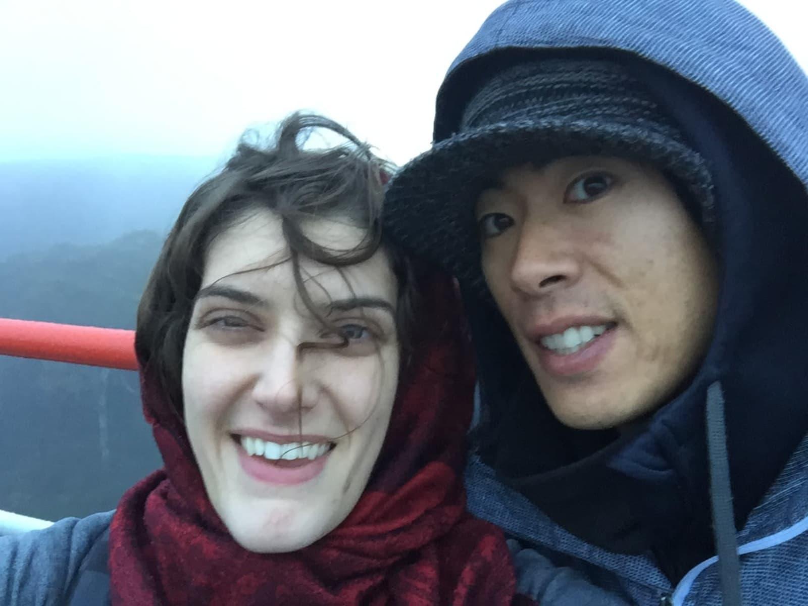 Arielle & Chris from Melbourne, Victoria, Australia