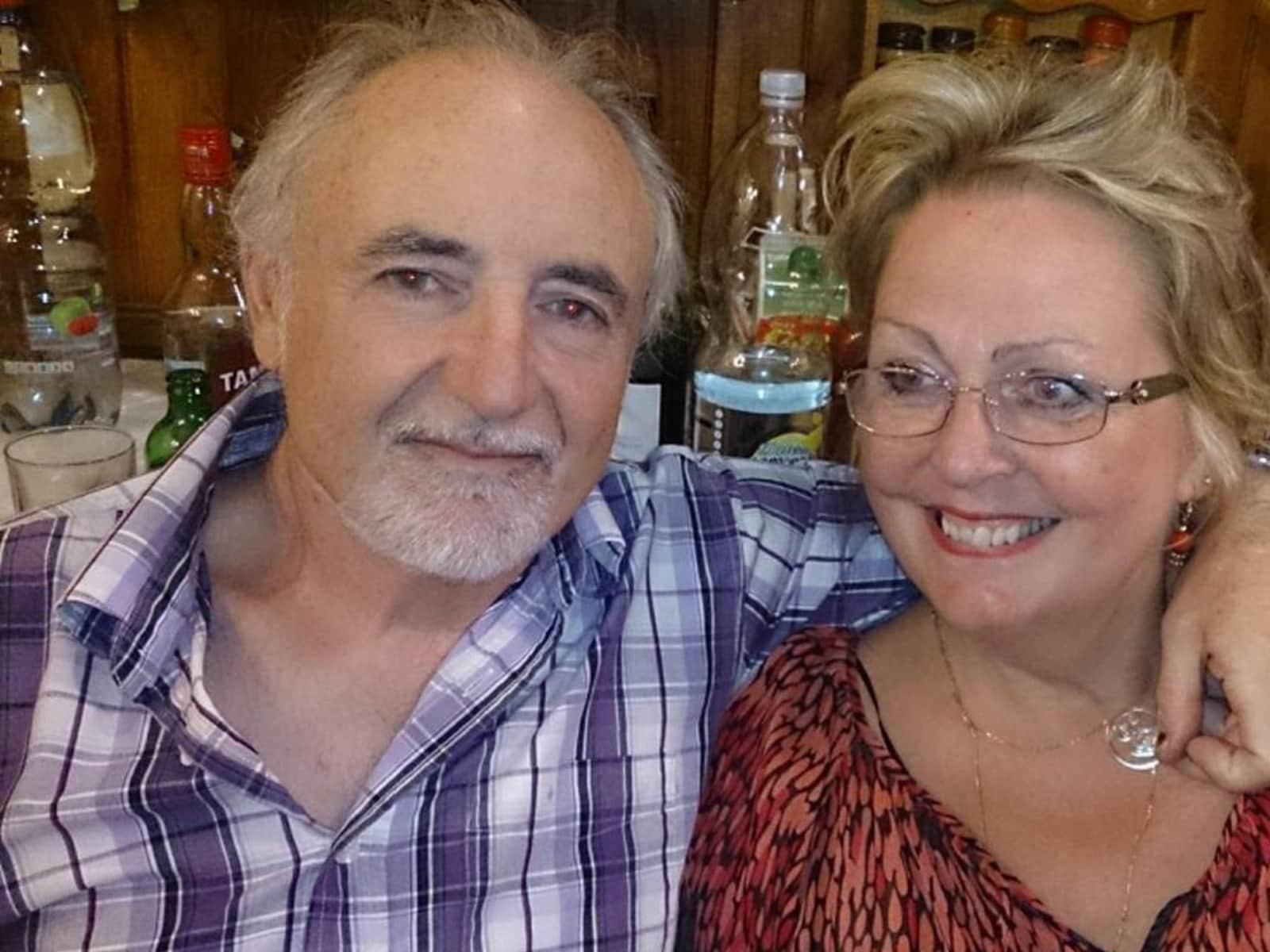 Charisse & Bernard from Cahir, Ireland