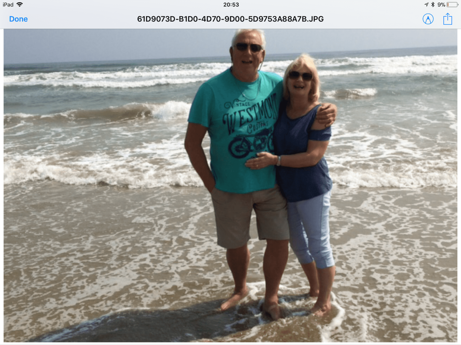 Sandra & Andrew from Broadstairs, United Kingdom