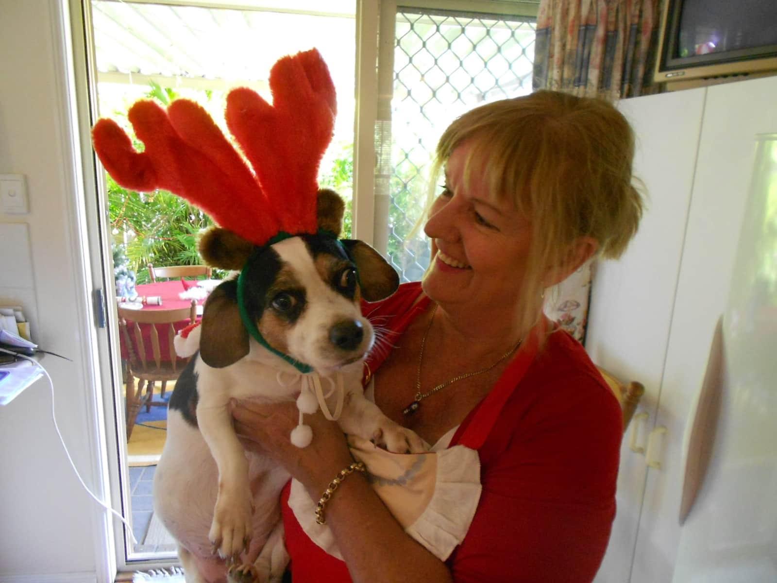 Sue from Tingalpa, Queensland, Australia
