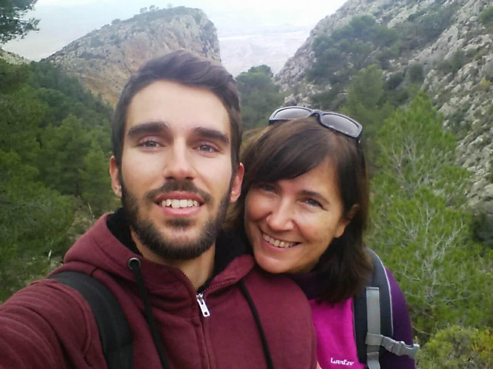 Guillermo & Beatriz from Alicante, Spain