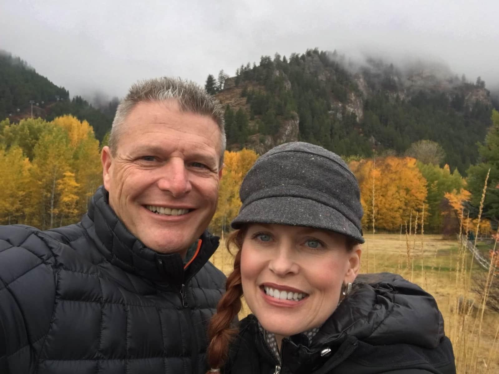 William & Jen from Boise, Idaho, United States