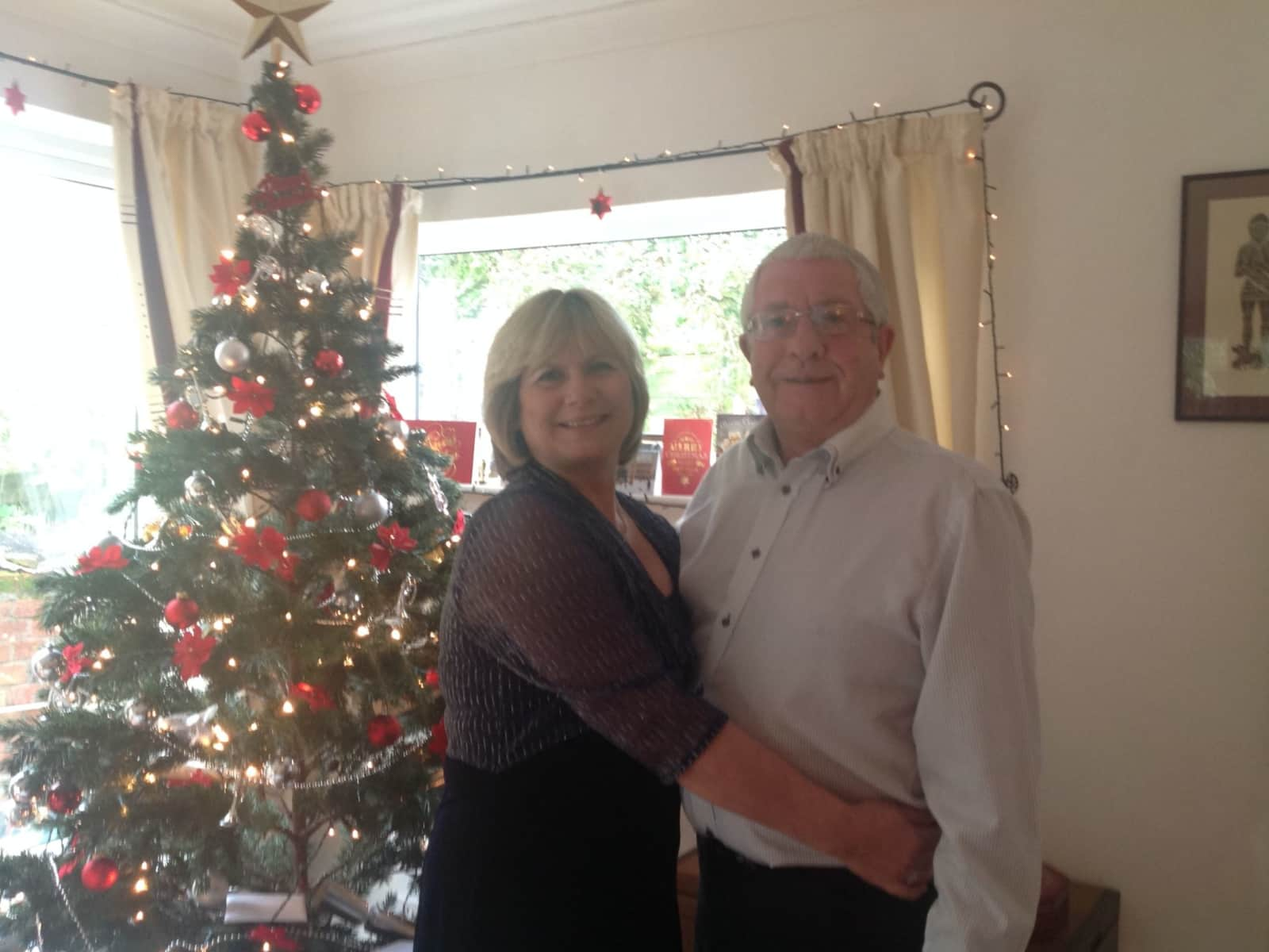 Gary & Julie from Rugby, United Kingdom