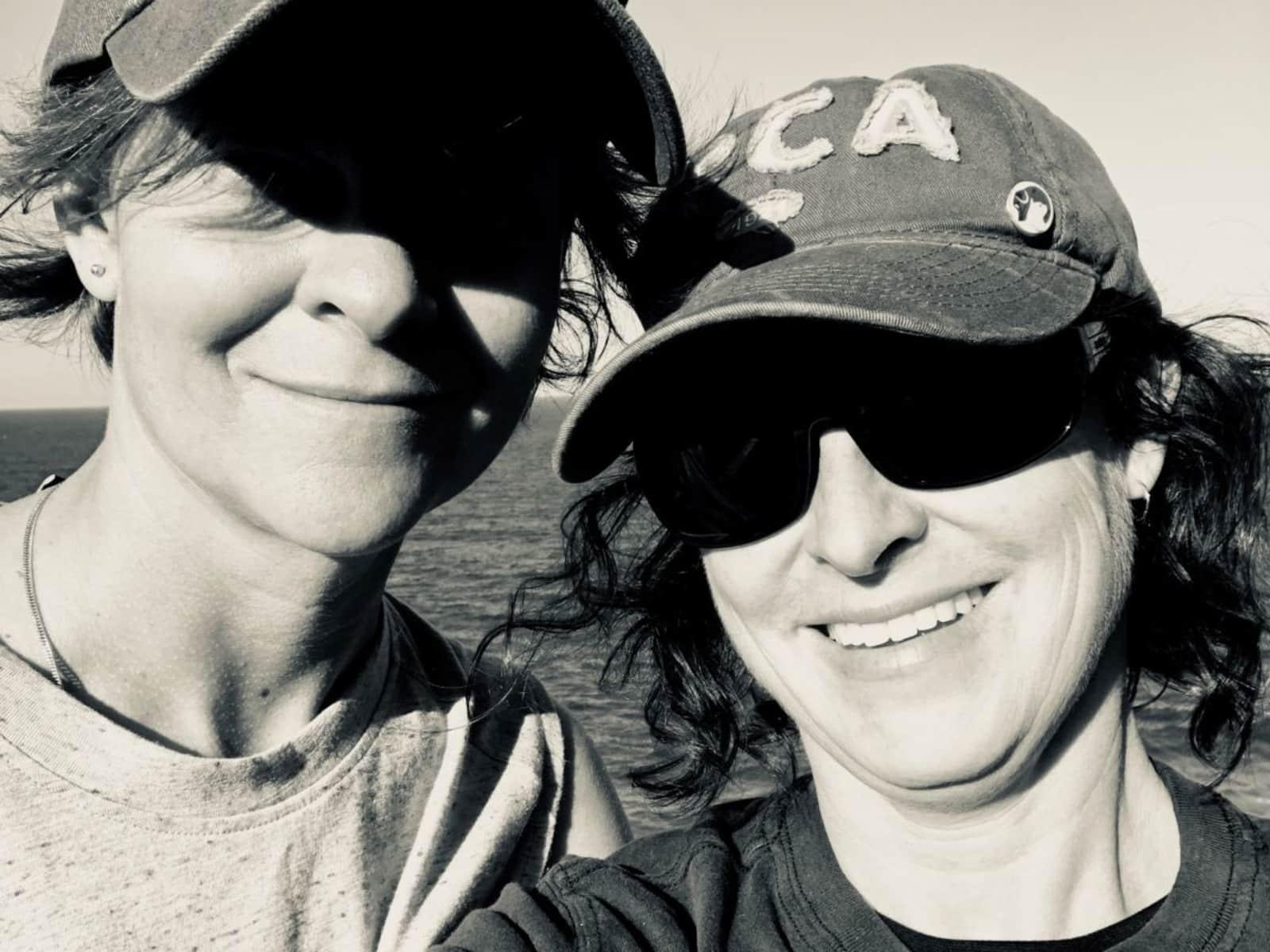 Allison & Jo from Dubbo, New South Wales, Australia