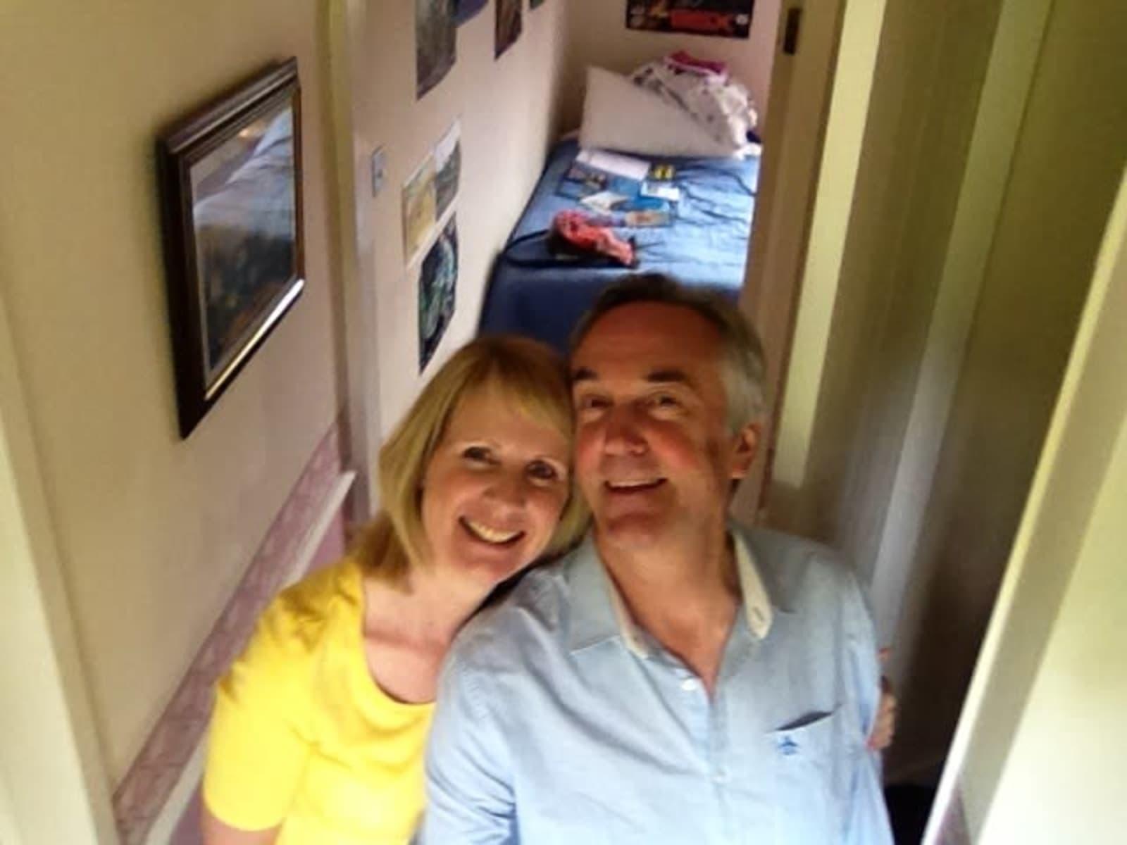 Robert & Ellie from Retford, United Kingdom