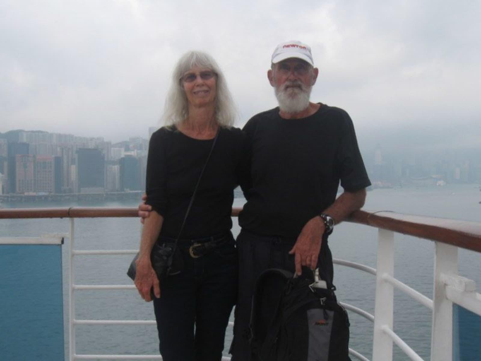 Janet & Von from Auckland, New Zealand