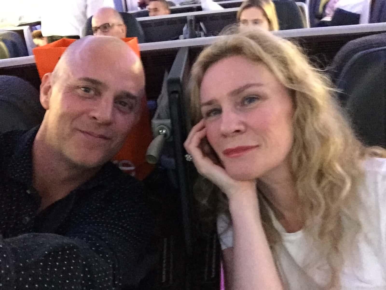 Ewa & John from Uppsala, Sweden