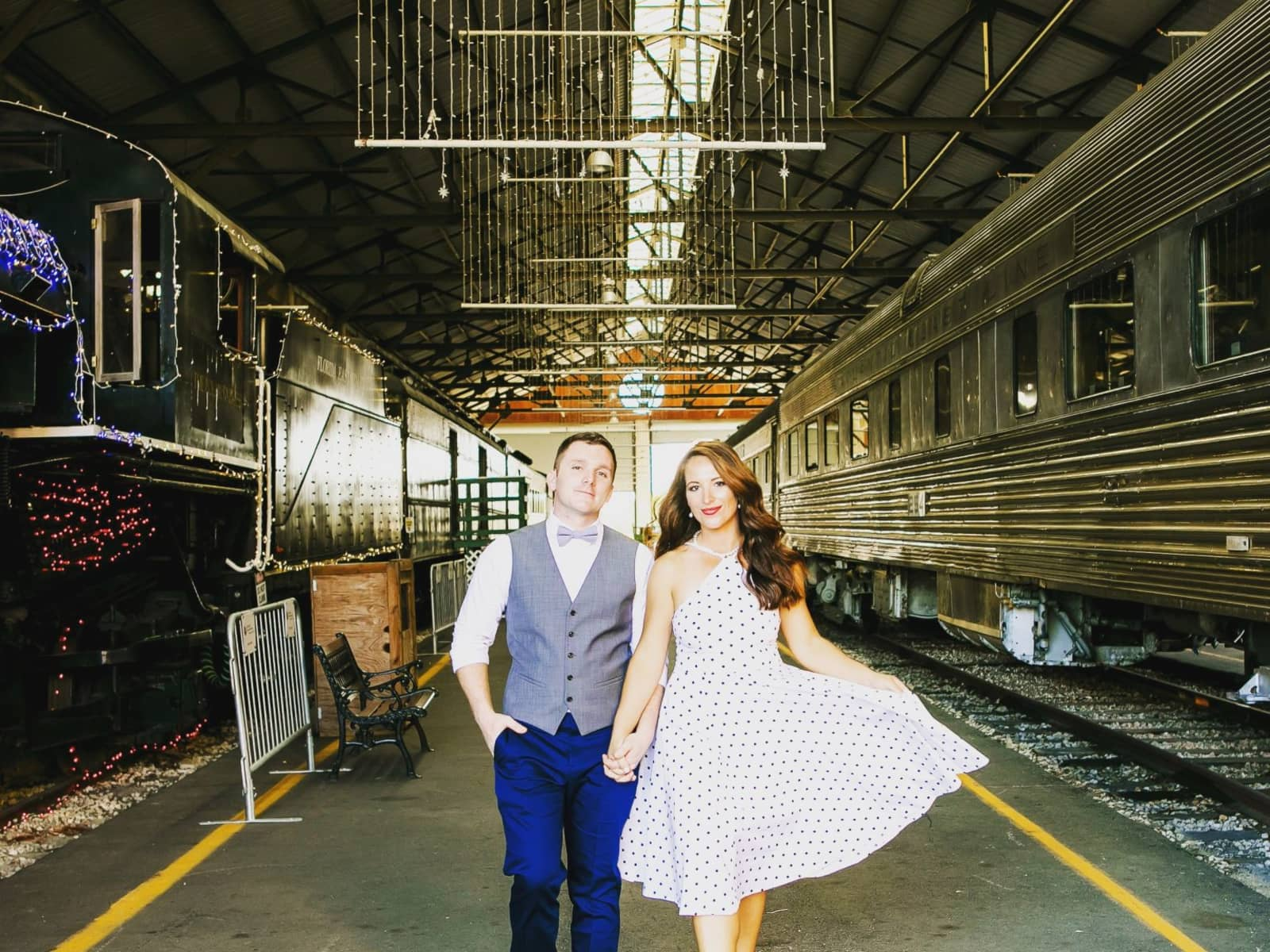 Jessica & Jared from Fort Lauderdale, Florida, United States