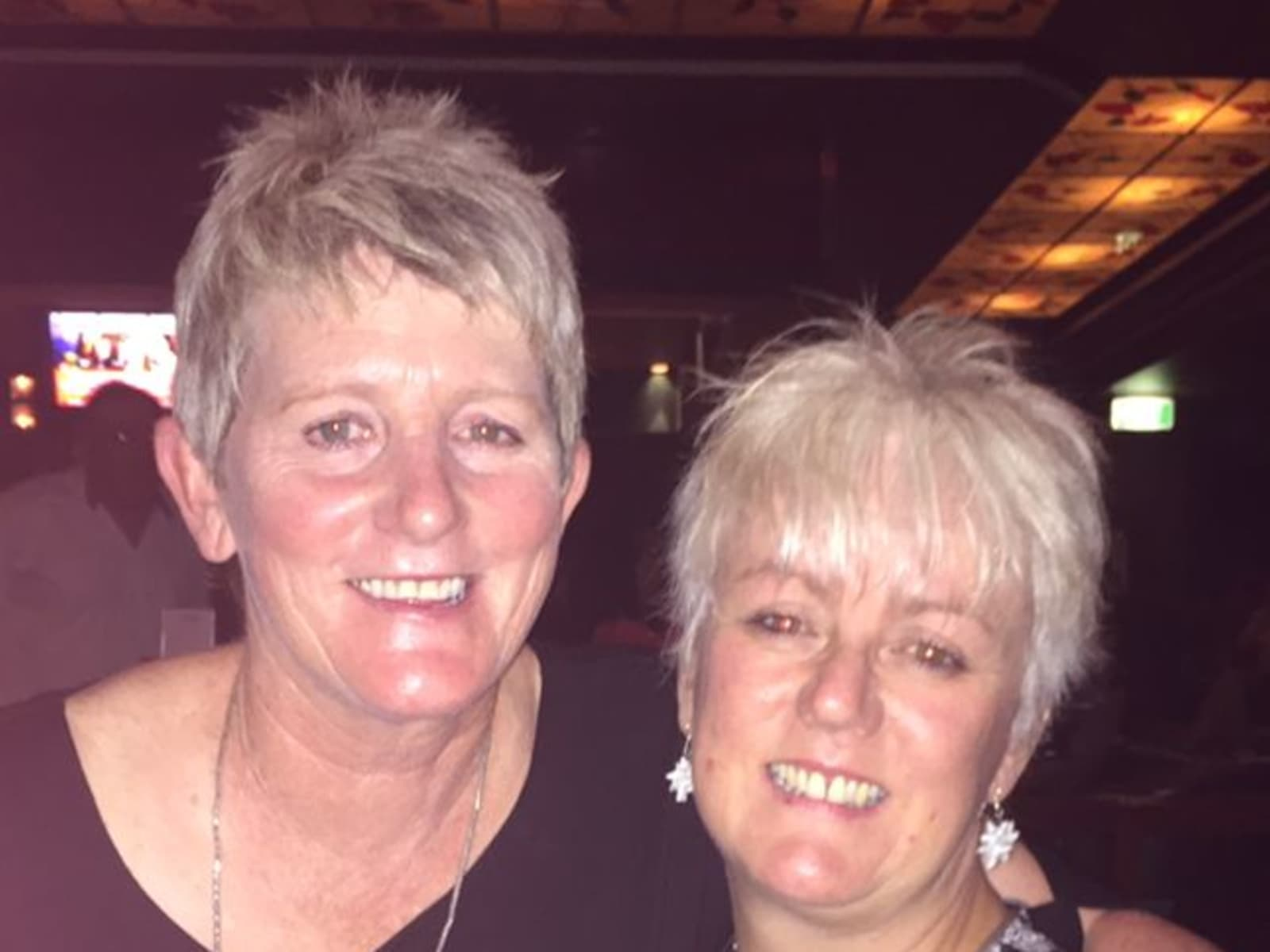 Lise & Tracy from Adelaide, South Australia, Australia