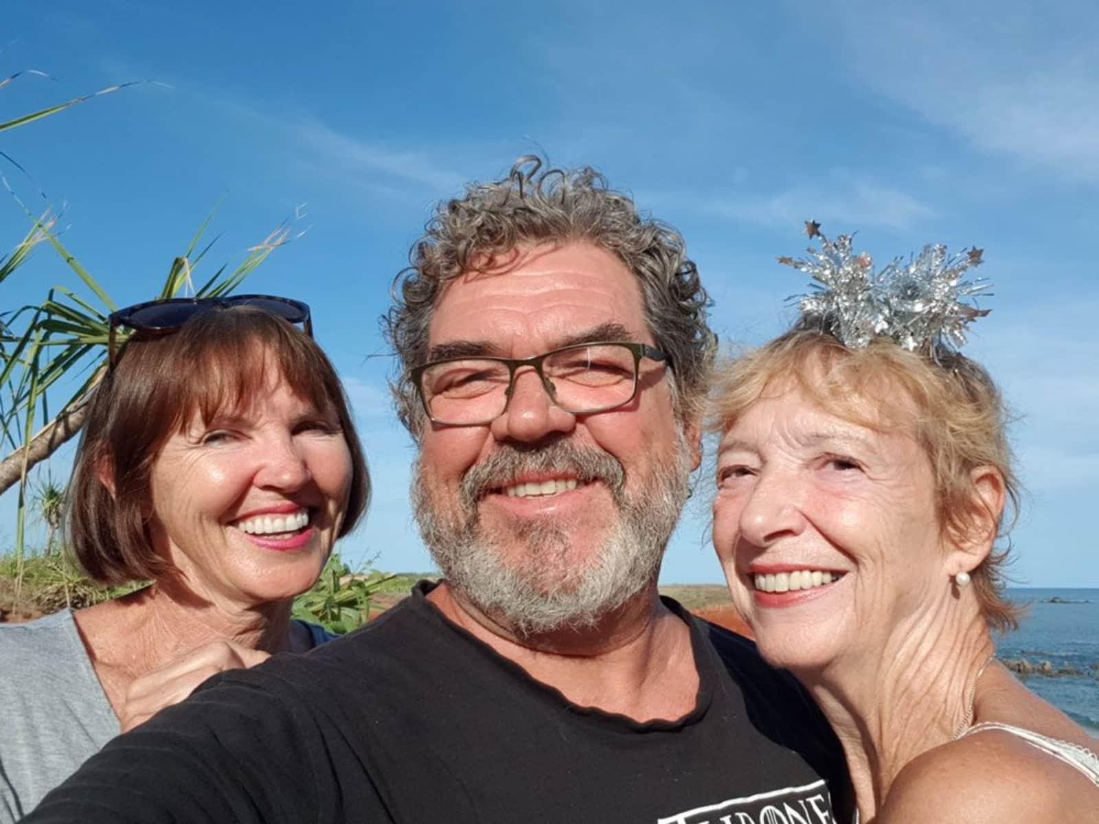 David, christine & Marianne from Gold Coast, Queensland, Australia