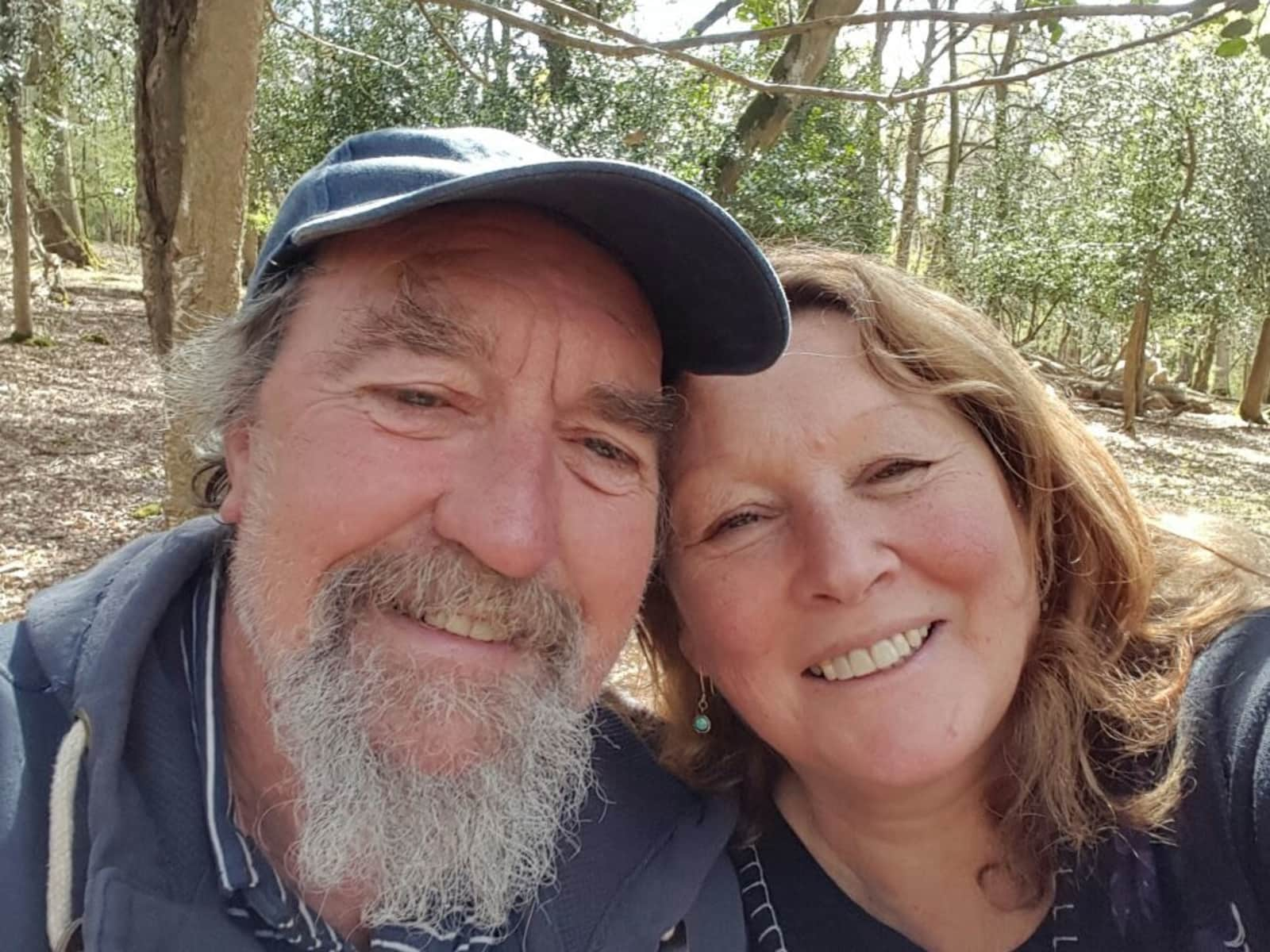 Liz & Colin from Newhaven, United Kingdom