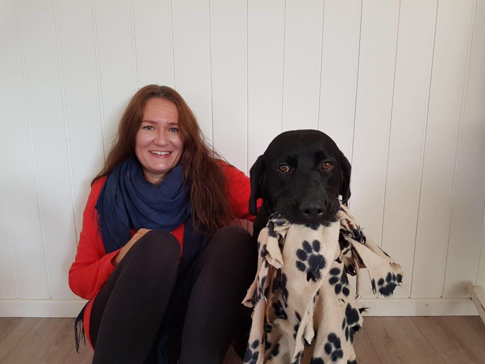 Astrid from Edinburgh, United Kingdom