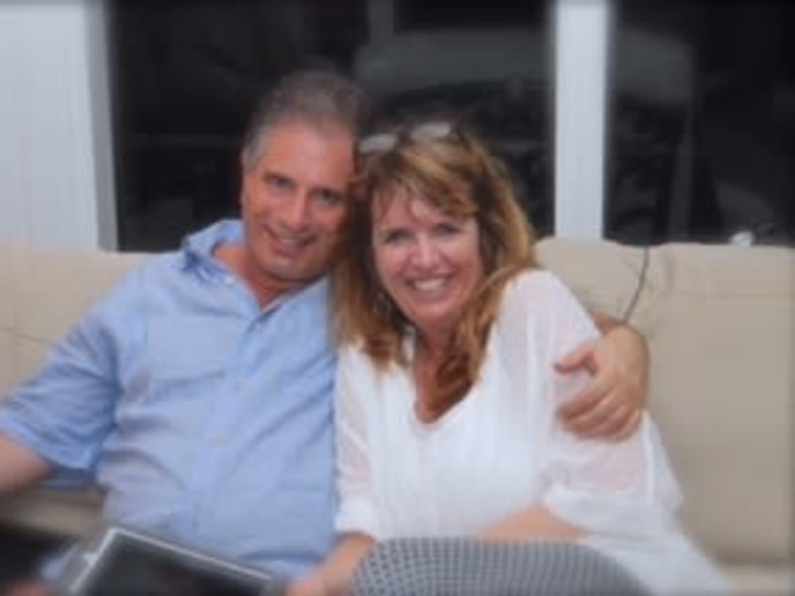Kristine & Bob from Hutchinson Island South, Florida, United States