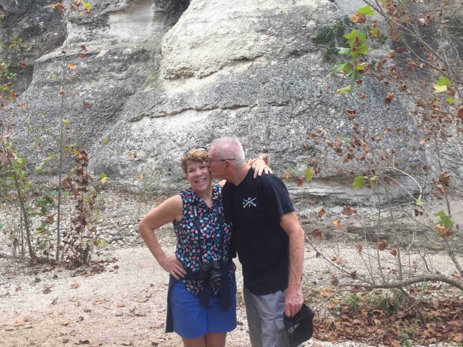 Cathy & Cliff from San Antonio, Texas, United States