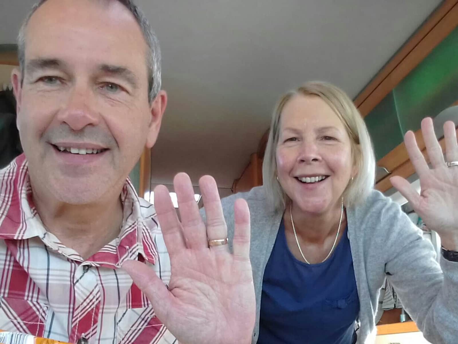 Blake & Janet from Knottingley, United Kingdom